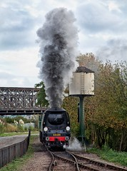 BB Class 34081 92 Squadron (Silver Link) Tags: oliver bullied pacific 462 34081 92 squadron nene valley railway