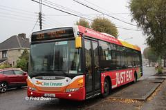 Bus Eireann SL22 (09C252). (Fred Dean Jnr) Tags: buseireannroute209 cork buseireann scania omnilink sl22 09c252 ballyphehane connollyroadcork october 2018alloveradjust eat