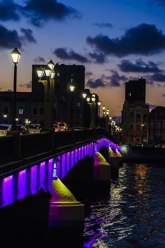 A BRIDGE TO THE PINK OCTOBER / UMA PONTE PARA O OUTUBRO ROSA