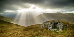 Light shelter. (Tall Guy) Tags: tallguy uk unescoworldheritagesite ldnp lakedistrict cumbria bedafell bedahead shelter