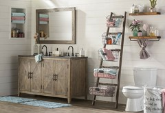 Cottage - Country Bathroom Design By Laurel Foundry Modern Farmhouse (katalaynet) Tags: follow happy me fun photooftheday beautiful love friends