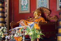 Yonghe or Lama Temple, Beijing, China (Miche & Jon Rousell) Tags: china beijing yonghetemple lamatemple temple monastery lama yonghe buddhist buddhism