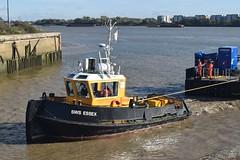 SWS Essex + SWS Breda + WF Pontoon (13) @ KGV Lock 18-10-18 (AJBC_1) Tags: london tug ©ajc dlrblog england unitedkingdom uk ship boat vessel northwoolwich eastlondon newham nikond3200 tugboat londonboroughofnewham royaldocks kgvlock kinggeorgevlock londonsroyaldocks docklands marineengineering swalshsonsltd swsbreda swsessex walsh blackfriarspier tflriver ajbc1 woolwichferrydockingpontoon ravesteinbv kgvdock riverthames gallionsreach kinggeorgevdock nikond5300 woolwichferryberthingpontoon intelligentdocklockingsystem idl automatedmagneticmooringsystem mampaeyoffshoreindustries