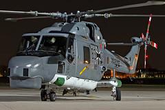 83+12 - Westland Super Lynx Mk.88A - NHT (Seán Noel O'Connell) Tags: germannavy 8312 westland superlynx mk88a lynx helicopter rafnortholt nht egwu nightphotography aviation avgeek aviationphotography planespotting