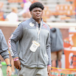 Recruits at Clemson vs NCSU - 2018