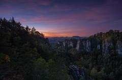 morning glow (*Niceshoot*) Tags: sunrise sonnenaufgang sächsischeschweiz elbsandsteingebirge sandstein sandsteine germany deutschland sachsen saxony saxonyswitzerland rathen nationalpark stein landschaft landscape grauverlauf sonya7ii alpha a7mii sony a7m2 sonyilce7m2 a7ii 24105mm sigma24105mmf40dgoshsm sigma blau gelb orange baum tree sun sonne himmel sky morgen morning felsen steine lilienstein saxonswitzerland suissesaxonne