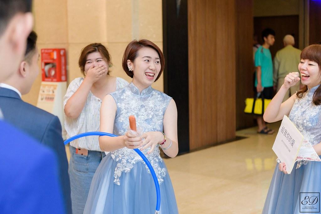 [台南婚攝] 信富&巧臻 婚禮紀錄|台南桂田酒店