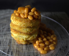 Cod Fishcake Tower with Beans (Tony Worrall) Tags: add tag ©2018tonyworrall images photos photograff things uk england food foodie grub eat eaten taste tasty cook cooked iatethis foodporn foodpictures picturesoffood dish dishes menu plate plated made ingrediants nice flavour foodophile x yummy make tasted meal nutritional freshtaste foodstuff cuisine nourishment nutriments provisions ration refreshment store sustenance fare foodstuffs meals snacks bites chow cookery diet eatable fodder cod fishcake tower beans