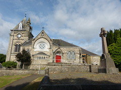 Church - Church of Scotland, Pitlochry 180714 (maljoe) Tags: pitlochry church churches churchofscotland
