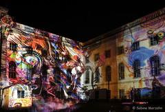 Humboldt Universität (Sockenhummel) Tags: 2018 berlinleuchtet festivaloflights fol hu humboldtuniversität universität bebelplatz mitte nacht night bunt licht beleuchtung
