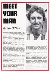 Southampton vs West Ham United - 1974 - Page 4 (The Sky Strikers) Tags: southampton west ham united football league division one the dell matchday magazine 7p