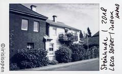 Eine Strasse # 086 # Leica SOFORT Fuji instax mini MONOCHROME - 2018 (íṛíṡíṡôṗĕñ ◎◉◎) Tags: leica sofort film instant analog schwarzweiss bw instax monochrome irisisopen