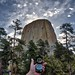 With My Compass (Devils Tower National Park)