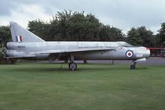 WG763 Henlow 19-6-1982 (Plane Buddy) Tags: wg763 englishelectric ee p1a raf henlow