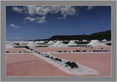 Salt pans of Fuencaliente, Isla de La Palma, Canary Islands (Bartonio) Tags: canaryislands clouds fuencaliente islascanarias lapalma landscape nationalpark naturaleza nature nubes parquenacional salinas saltpans sonycybershotrx1ooiii