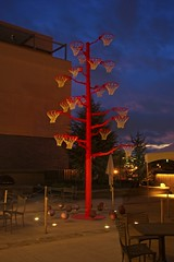 21 c HOTEL/MUSEUM (akahawkeyefan) Tags: art installation bentonville arkansas davemeyer