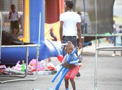 Maafa Day 2018 #9 (*Amanda Richards) Tags: african guyana georgetown seawall maafa africanholocaust 2018 acda trampoline kid girl child atlanticcoast atlanticocean