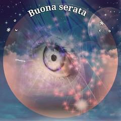 ★ *˛ ˚♥ Buona serata ★ *˛ ˚ ♥ (Poetyca) Tags: featured image buona serata