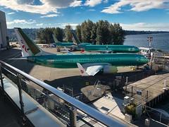 3 x 737 = 2211... 20181012_3303 (listorama) Tags: usa washington renton southport hyattregency boeing 737