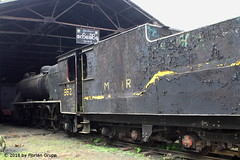 I_B_IMG_0573 (florian_grupp) Tags: asia myanmar burma train railway railroad myanmarailways southeast metergauge metregauge 1000mm steam locomotive scrap yard vulcan foundry pyuntaza