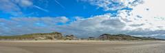 ... vast ... (wolli s) Tags: dünen strand beach dunes panorama provinznordholland niederlande nl nikon d7100 stitched