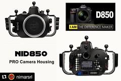 PRO NiMar Underwater housings for Nikon D850 www.nimar.it/en (azotati2011) Tags: