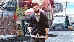 #762... (KmBAllen) Tags: barbershop volkstone lenox kekeland kmb allen fashion wrongthe owl