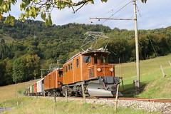 2018-09-22, BC/RhB, Cornaux (VD) (Fototak) Tags: schmalspurbahn treno viafier railway train switzerland rivieravaudoise bc bb rhb krokodil bernina 182 81