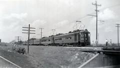 South Shore fantrip scene (jsmatlak) Tags: chicago south shore bend csssb line interurban electric railway train indiana