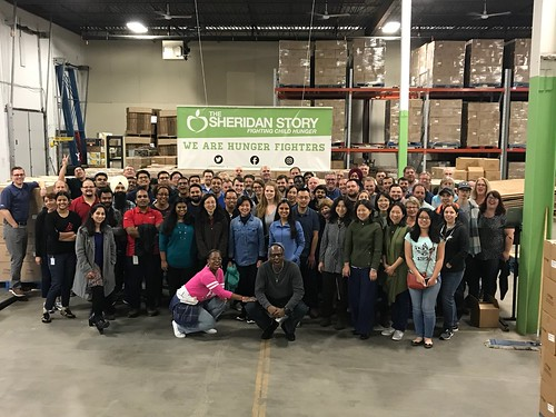 Ablenet & Boston Scientific Packing Event 10/5/18