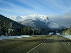 Highway 16 - Yellowhead (helenmurray5) Tags: alberta canada canadianrockies fiddlerange highway16 rocheàperdrix2134m yellowheadhighway fromcar snow
