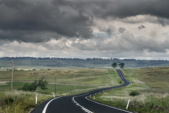 DECEPTIVE (scatrd) Tags: 2018 landscape monarohighway sonya6000 australia sony twotreecrest ominous landscapephotography country road jasonbruth e1670mmf4ossziess ominousclouds a6000 roadtrip holtsflat newsouthwales au