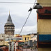 Bird on a wire, Istanbul