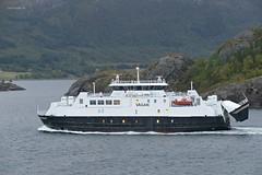 """Vågan"" (OlafHorsevik) Tags: vågan torghattennord thn ferge ferga ferry ferja ferje jektvik rv17 fv17 kystriksveien"