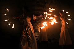 fire dance (marcosmallred) Tags: perugia perugia1416
