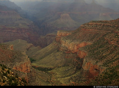 20160825_25 View from Bright Angel Trail in Grand Canyon, Arizona (ratexla) Tags: ratexlasgreentortoisetrip2016 ratexlascanyonsofthewesttrip2016 greentortoise canyonsofthewest 25aug2016 2016 canonpowershotsx50hs brightangeltrail grandcanyon arizona usa theus unitedstates theunitedstates america northamerica nordamerika earth tellus photophotospicturepicturesimageimagesfotofotonbildbilder wanderlust travel travelling traveling journey vacation holiday semester resaresor roadtrip ontheroad sommar summer beautiful nature landscape scenery scenic desert sandstone hiking hike mountain mountains berg
