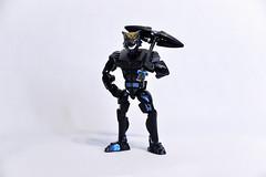 Lego Bionicle Chima MOC - Woodman (makushima) Tags: lego bionicle chima moc toy woodman panther