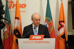 Rui Rio sobre remodelação governamental