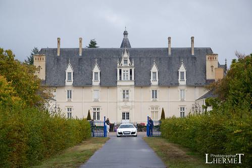 20181007 - Audi R8 V10 Coupe 525cv - N(2171) - CARS AND COFFEE CENTRE - Chateau de Longue Plaine