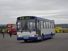L126LRA Showbus 2018 (Guy Arab UF) Tags: preserved l126lra volvo b10b58 northern counties paladin bus donington park showbus buses 126 nottsderby trent barton