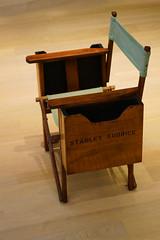 The Establishing Shot : STANLEY KUBRICK: THE EXHIBITION & THE DESIGN MUSEUM 2019 EXHIBITION PROGRAMME ANNOUNCEMENT - POSSIBLY THE MOST FAMOUS FILM PRODUCTION CHAIR EVER - STANLEY KUBRICK'S DIRECTORS CHAIR - DESIGN MUSEUM, LONDON (Craig Grobler) Tags: ckc1ne craiggrobler craigcalder london film uk theestablishingshot wwwtheestablishingshotcom theestshot attheestshot thestanleykubrickexhibition stanleykubrick exhibition filmexhibition designmuseum sony sonyalpha77 alpha77 panel props filmprops filmmaking janharlan alanyentob deyansudjic stuartbrown bfi aliceblack justinmcgurick mars