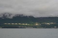 Southern Terminus of the Trans-Alaska Pipeline System (AGrinberg) Tags: 12667140alaska alaska transalaska pipeline terminus oil tanks harbor valdez