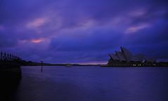 Sydney storm blowing in (Atilla2008) Tags: sunrise sydney nsw australia storm colour d90 nikon harbour operahouse
