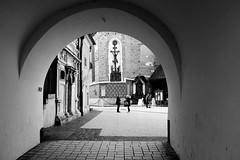 DSCF1472a_jnowak64 (jnowak64) Tags: poland polska malopolska cracow krakow krakoff placmariacki architektura historia sztuka rzezba jesien mik bwextra