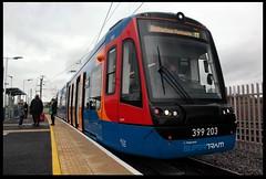 399203 @ Rotherham Parkgate (zweiblumen) Tags: 399203 stagecoach supertram tram publictransport sheffield rotherham southyorkshire england uk canoneos50d polariser zweiblumen tramtrain