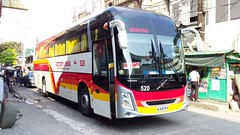 Victory Liner Inc. 520 (metroflex_02) Tags: victoryliner liner victory vli volvo olongapo p2p b7r autodelta