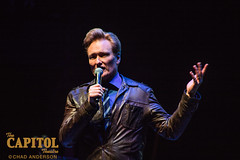 conan and friends 11.7.18 photos by chad anderson-8570 (capitoltheatre) Tags: thecapitoltheatre capitoltheatre thecap conan conanobrien conanfriends housephotographer portchester portchesterny comedy comedian funny laugh joke