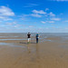 Wadden sea hiking with guides on Ameland