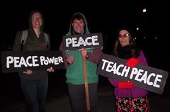 100_2704 (Haight Ashbury Neighborhood Peace Vigil) Tags: haight ashbury peace vigil iran iraq afganhistan syria yemen war moratorium golden gate park panhandle san francisco september 2018