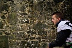 Owain Glyndwr Weekend 2018 (Coed Celyn Photography) Tags: knights knight armour reenactment larp medieval re enact harlech castle north wales gwynedd snowdonia eryri cymru cymraeg living history portrait view bridge